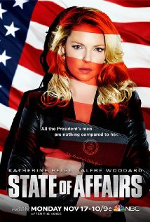 acting class los angeles alum Cris D'Annunzio appearing on The State of Affairs